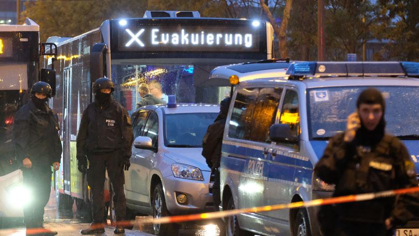 德国东部城市多起袭击致死至少2人