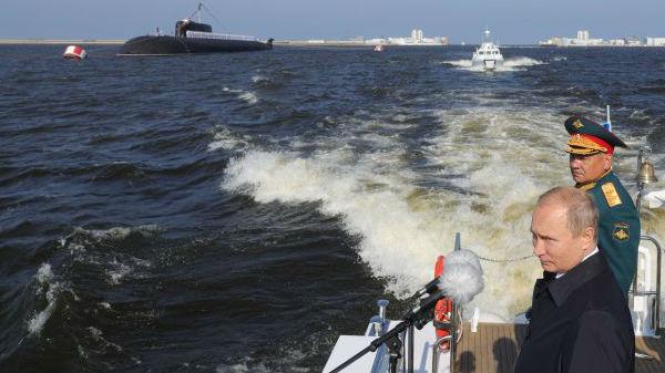 """美媒称俄潜艇战力""""今非昔比"""":北约老套路已难奏效"""