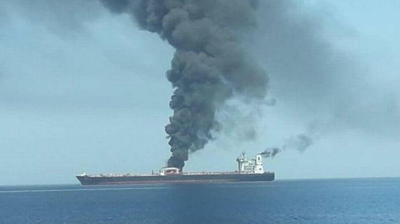 外媒:伊朗油轮在红海海域发生爆炸 船只受损严重_德国新闻_德国中文网