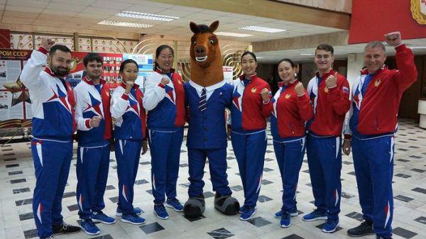 8名奥运冠军62名世界冠军 俄派豪华阵容来华参加军运会