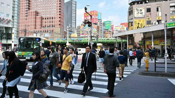 """英媒:日本经济衰退风险加大 """"安倍经济学""""扩张期或将结束"""