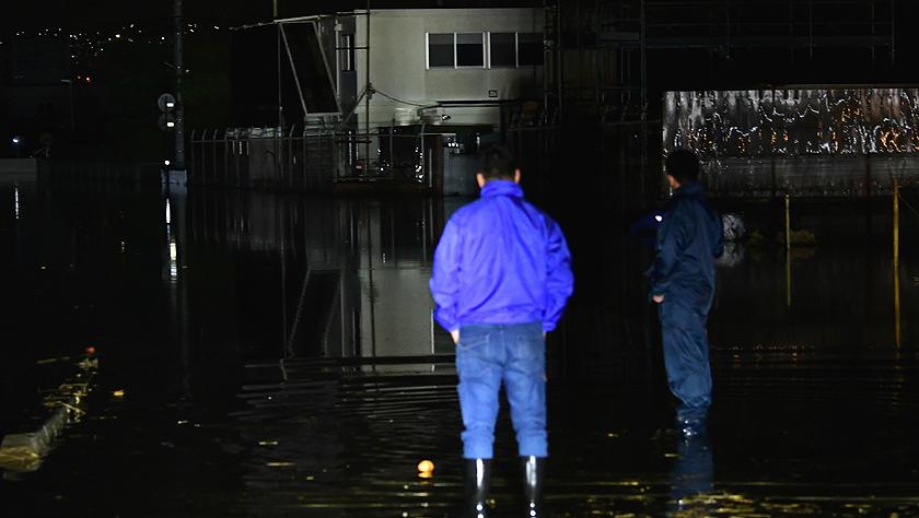 """台风""""海贝思""""登陆日本 已造成33人死亡、19人失踪"""