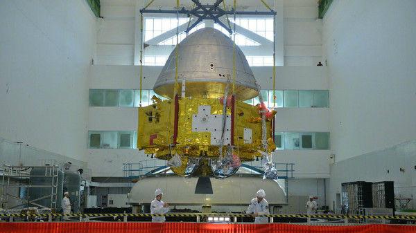 英媒:中国火星探测计划稳步推进 计划2020年发射探测器