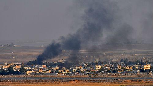 叙政府派军助库尔德人对抗土耳其 特朗普下令从叙北部撤军
