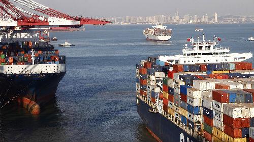 """中国进出口最新数据公布 这些""""伙伴""""表现亮眼——"""