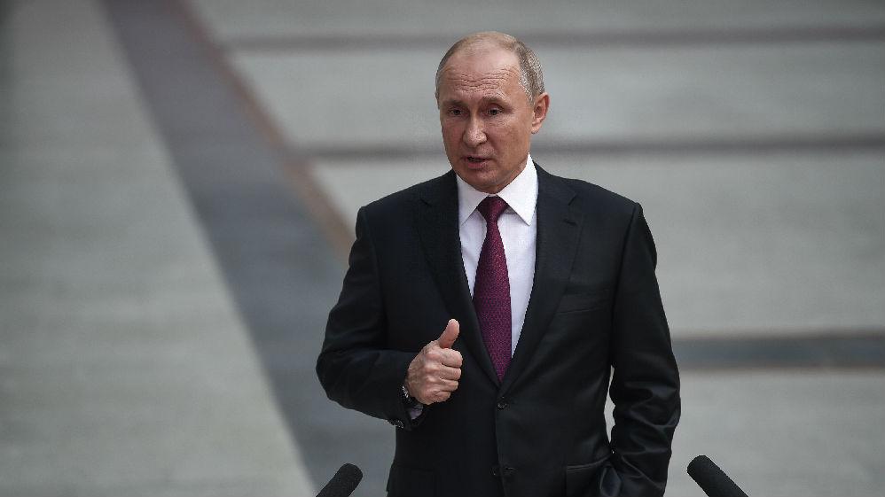 """法媒评普京访问沙特 称俄将发挥""""和平缔造者作用""""_德国新闻_德国中文网"""