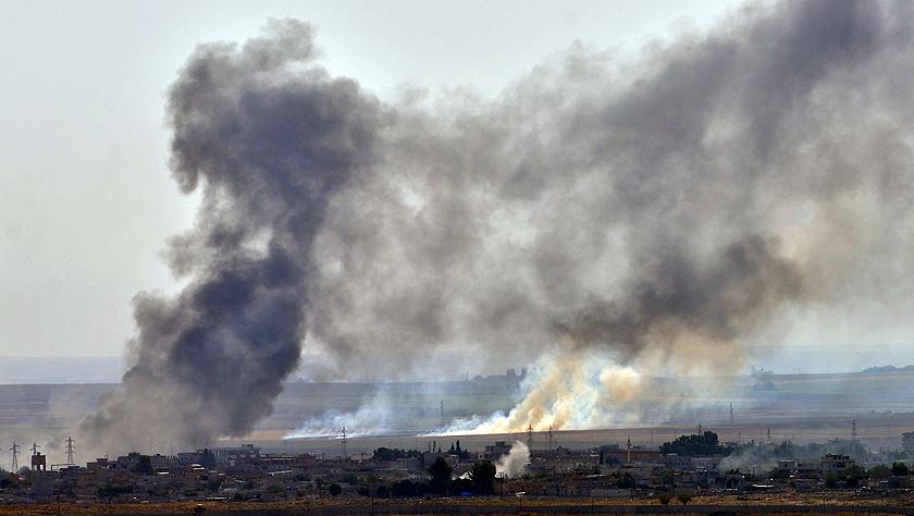 土耳其称将继续向叙北部推进