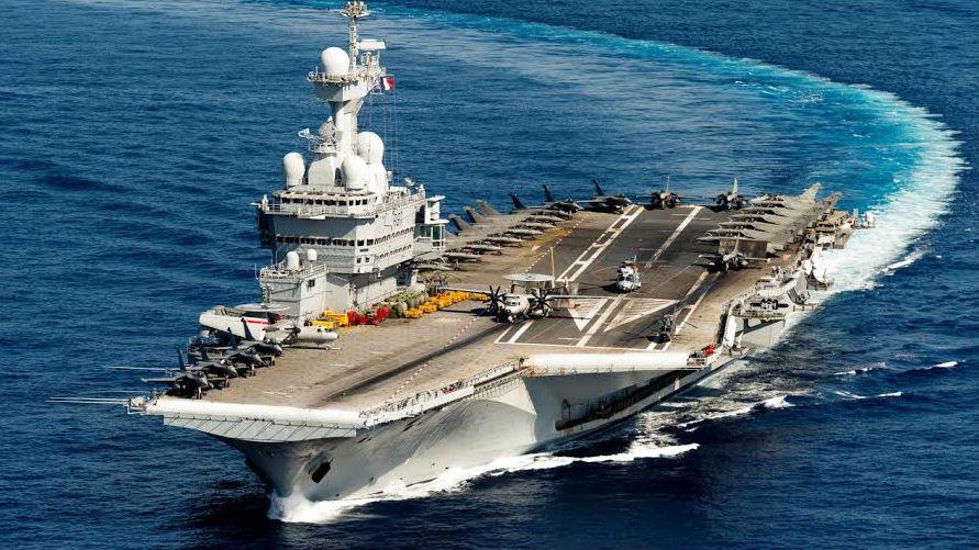 韩国增购F-35隐身战机 同时考虑建造大型航母