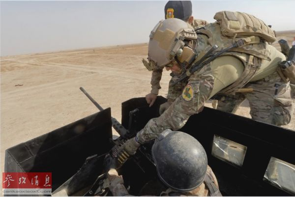 美媒:美特种部队如何打赢不对称战争