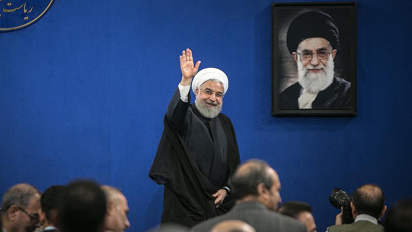 鲁哈尼称美伊重启谈判取决于是否符合伊朗利益