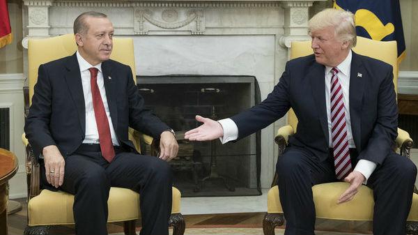 """土耳其出兵叙利亚当天,特朗普致信埃尔多安:别""""逞英雄"""""""