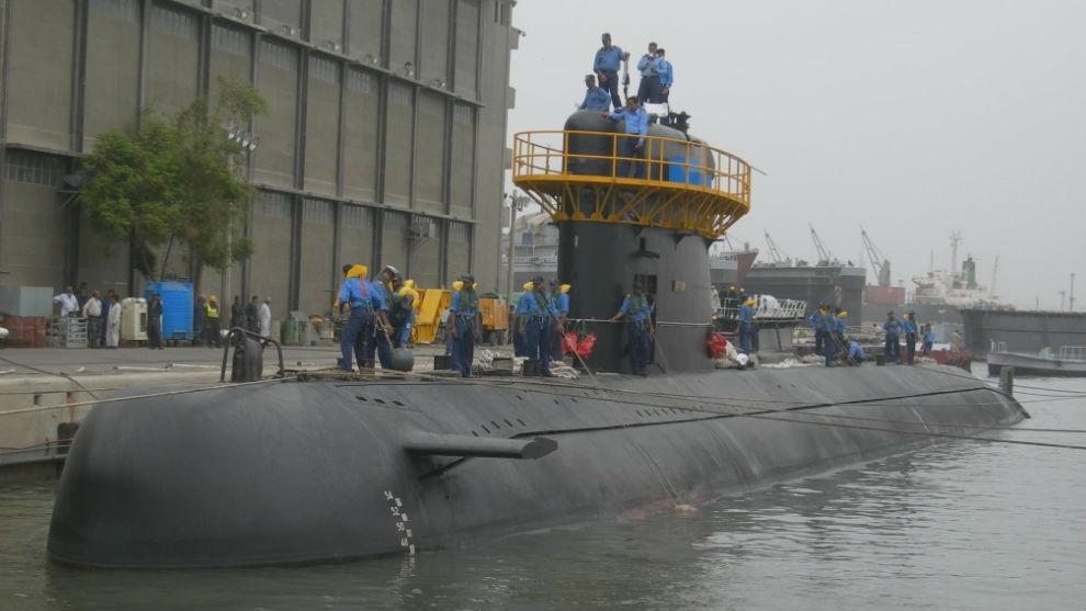 土耳其为巴基斯坦升级潜艇 将承担水下核打击任务