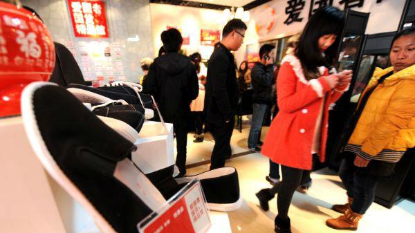 不敌本土国货,美国品牌正失去中国消费者……