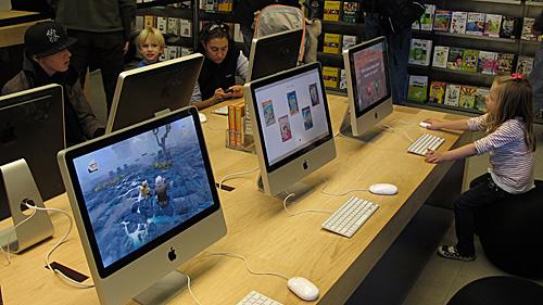 为何苹果电脑图标看起来与众不同?美媒探寻历史渊源