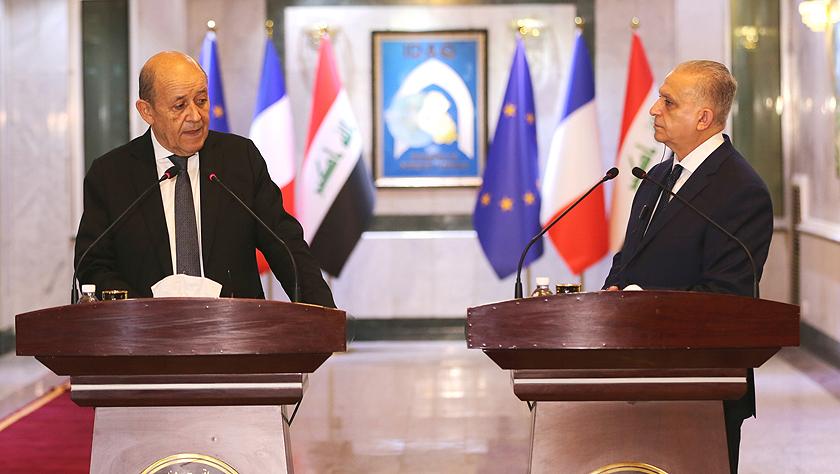 """伊法两国外长讨论应对""""伊斯兰国""""武装分子威胁"""
