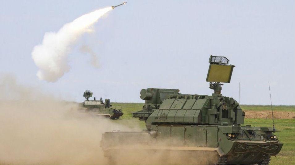"""俄军在加里宁格勒""""飞地""""部署新型""""道尔""""防空导弹"""