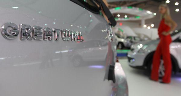 出海记|长城新款SUV在俄工厂下线