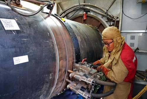 中俄天然气工程获重大进展,将正式接收俄气——