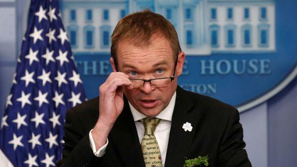 白宫高层承认暂扣军援对乌施压:弹劾调查关键指控获支持