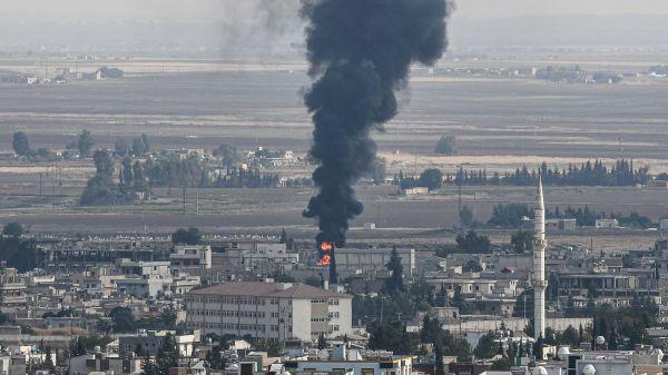 外媒:土叙边境维持脆弱停火 美国加紧从叙东北部撤军