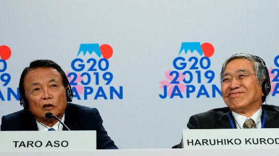 美媒:全球财政金融领导人乐观预测2020年全球经济