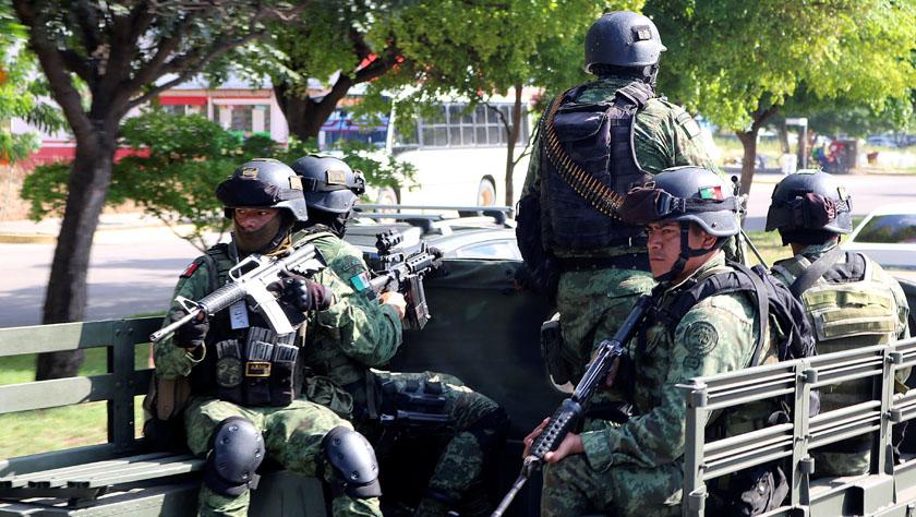 墨西哥承认抓捕大毒枭儿子失败