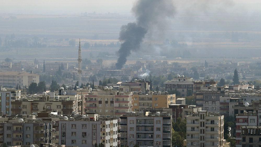 外媒:叙利亚库尔德武装将撤离边境地区_德国新闻_德国中文网