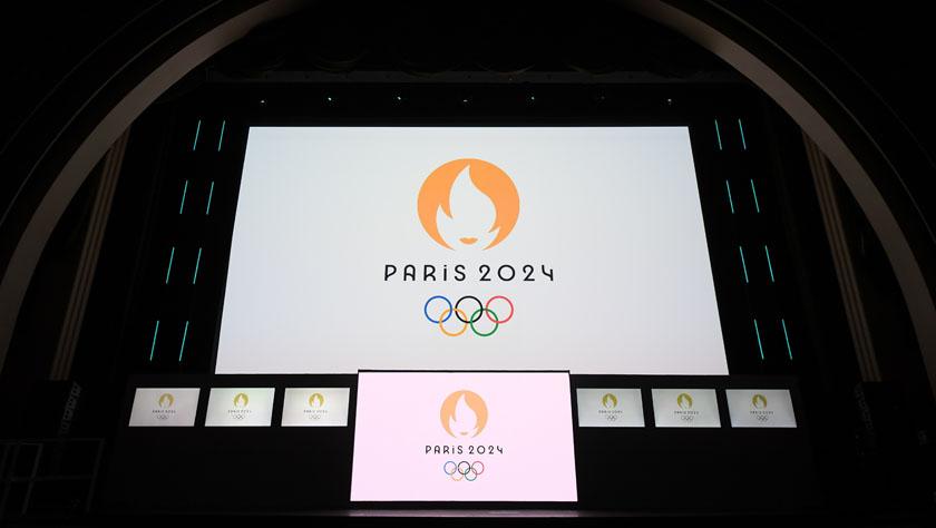 2024年巴黎奥运会和残奥会会徽发布