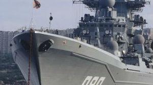 """百彈一艦 美專家稱俄這款巡洋艦將成世界""""最強戰艦"""""""
