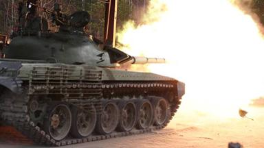 战力升级!看俄兵工厂如何升级T-72坦克