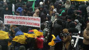 """""""颜色革命""""后遗症让乌克兰陷困局"""