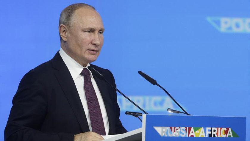首届俄非峰会在索契开幕