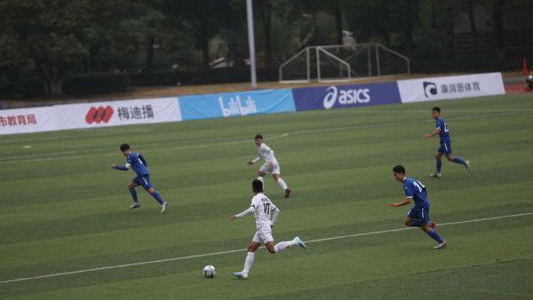 中国高中足球锦标赛有多火?西甲转播商将为其专门录制视频集锦