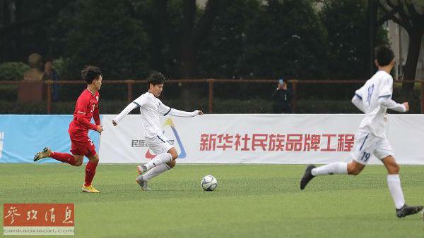 百人牛牛·萨马兰奇杯2019中国高中足球锦标赛第三轮比赛