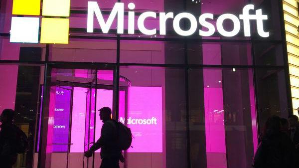 """微软获美军百亿美元""""战争云""""合同 外媒:亚马逊意外被冷落"""