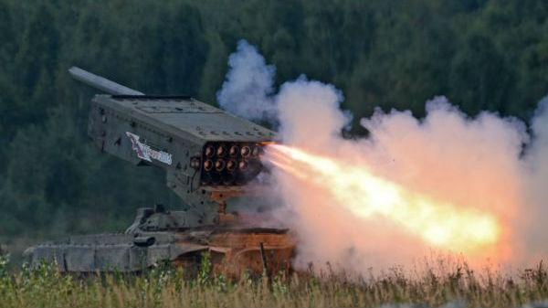 """俄将组建""""日炙""""重型喷火部队:主要用于制造大面积毁伤"""