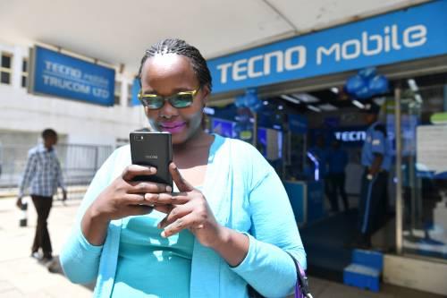 德媒:中国厂商凭什么称霸非洲手机市场?