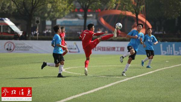百人牛牛·萨马兰奇杯2019中国高中足球锦标赛第四轮比赛