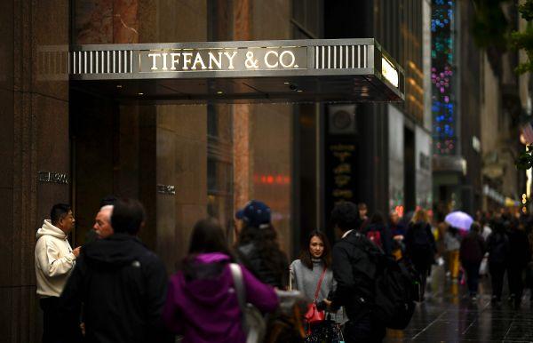 145亿美元 路易威登欲收购奢侈品牌蒂芙尼