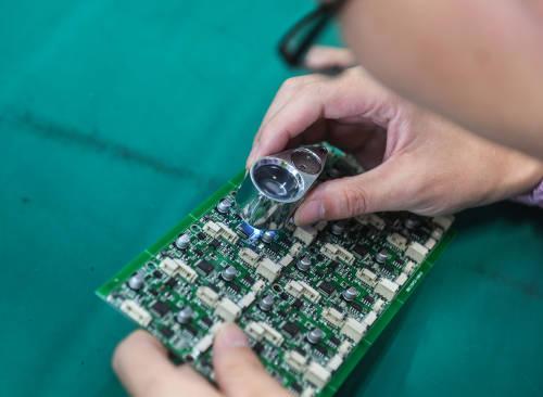 因为这一点,这家台企所产芯片引各大厂商抢单——
