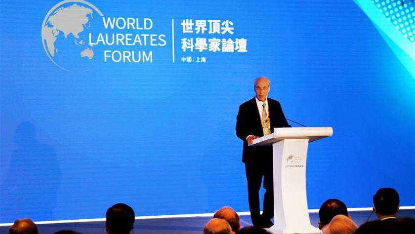 第二届世界顶尖科学家论坛开幕