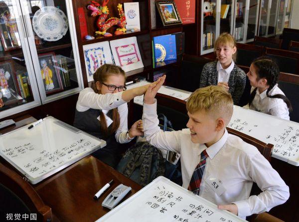 专家总结俄罗斯汉语统考:考生听力阅读得分较高 语法最难