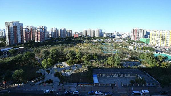 """英媒:西方国家向中国取经 多个城市建""""老年人运动场"""""""