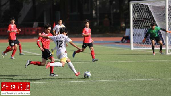 2019百人牛牛·萨马兰奇杯中国高中足球锦标赛第五轮比赛