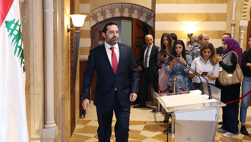 黎巴嫩总理哈里里宣布辞职
