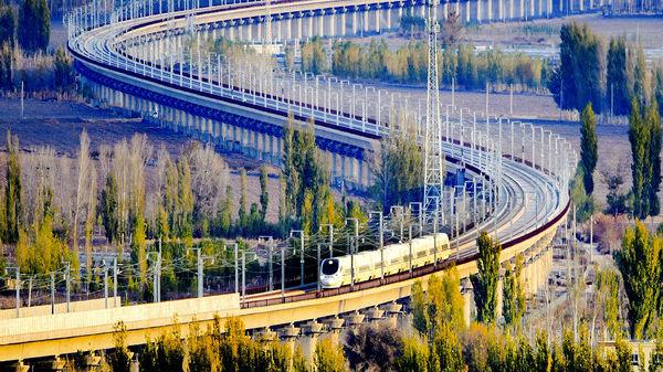 法媒点赞中国铁路建设盘活偏远地区经济:对法国有所启发