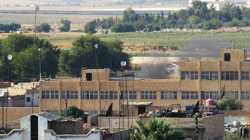 美军回来了?目击者称美军装甲车出现在叙土边界_德国新闻_德国中文网