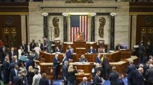"""外媒:特朗普堅稱""""絕不配合""""美國會彈劾調查"""