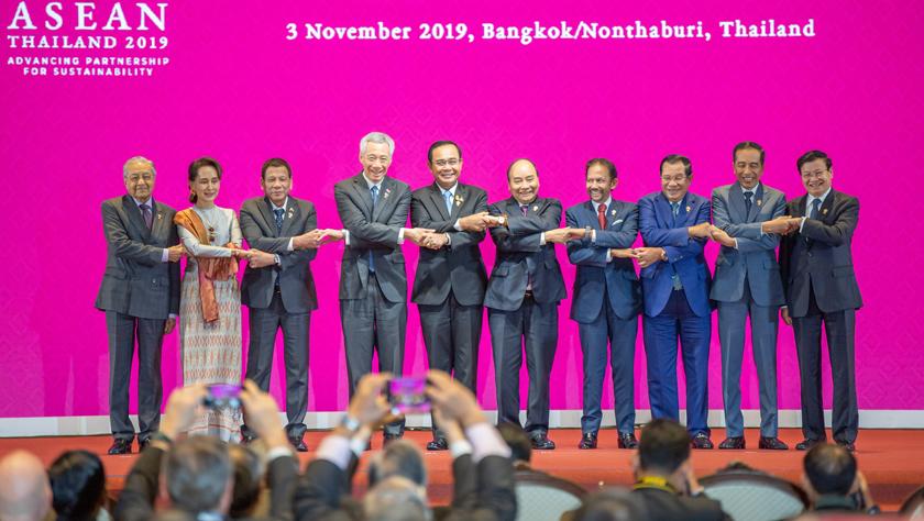 第35届东盟峰会开幕 强调合作应对挑战