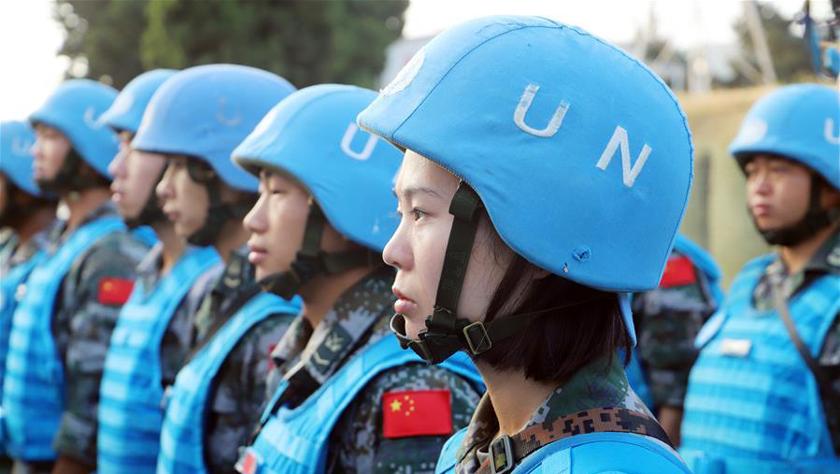 她们在雷场成长——记中国赴黎维和扫雷女兵